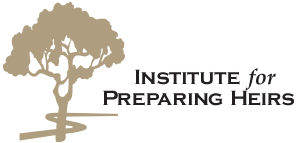 Institute for Preparing Heirs Logo